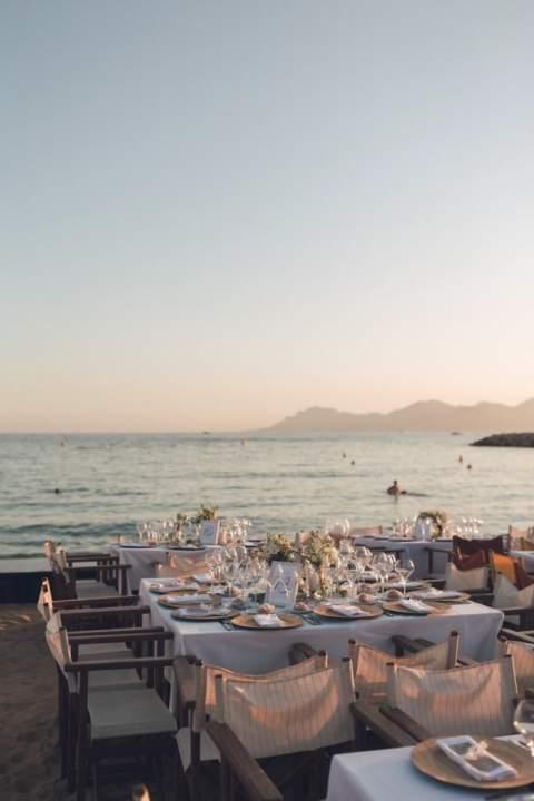 Bijou Plage · Plage Privée avec Restaurant à Cannes