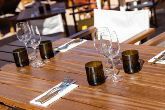 Plage Privée avec Restaurant · Croisette · Cannes · Bijou Plage